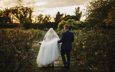 Love-filled, Intimate Weddings for 15 at Hooton Pagnell Hall