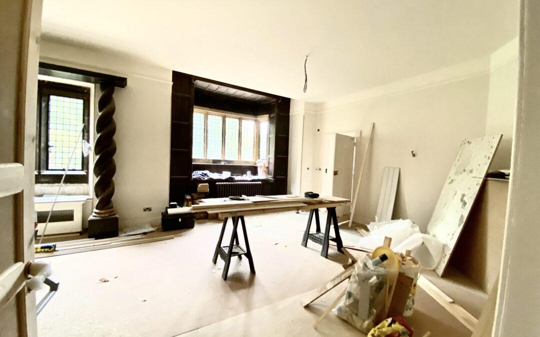 Renovation Stories. 'Hall Suites', at a glance