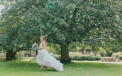 We've been featured: A delightful & romantic editorial on 'Coco Wedding Venues'