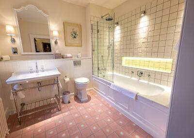 green room, hooton pagnell hall, luxury bed and breakfast, doncaster, yorkshire