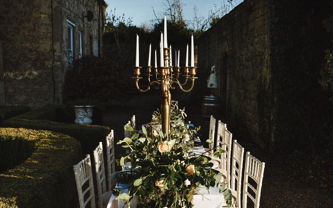 Sustainable, Seasonal Styling – As Featured on Belle Bridal
